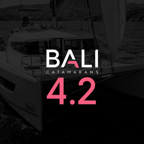 BALI 4.2 Catamaran