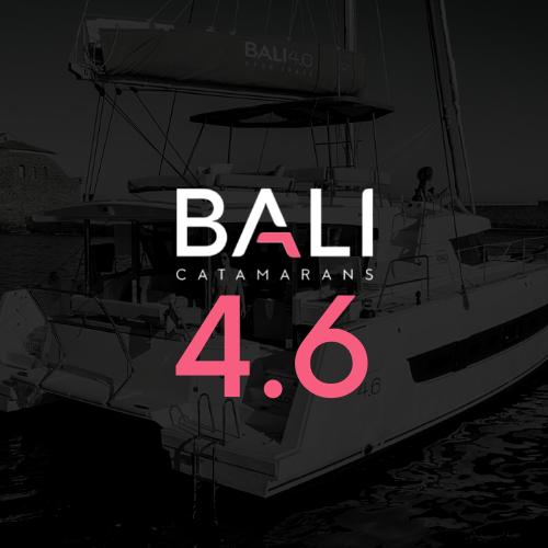 BALI 4.6 Catamaran